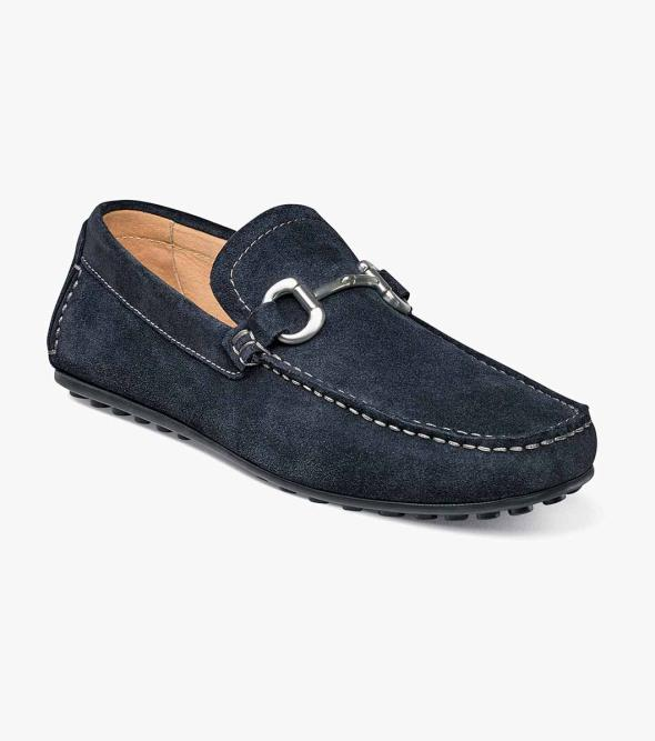 Danforth Moc Toe Bit Loafer