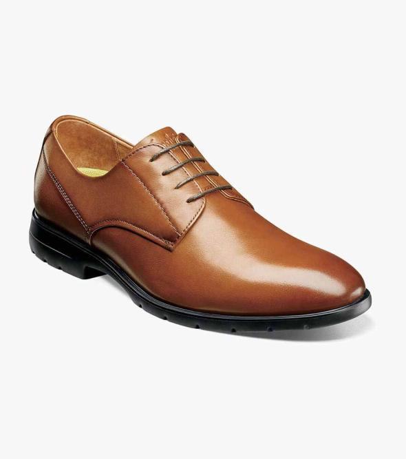 Westside Plain Toe Oxford