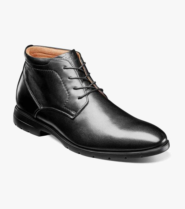 Westside Plain Toe Chukka Boot