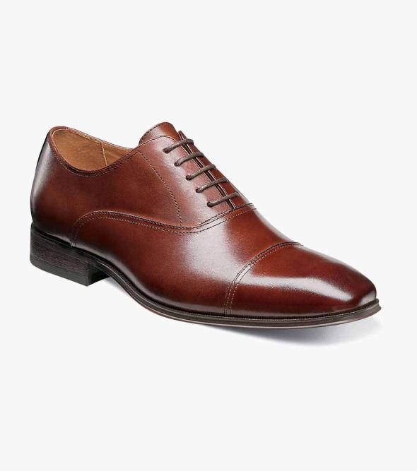 Corbetta Cap Toe Oxford