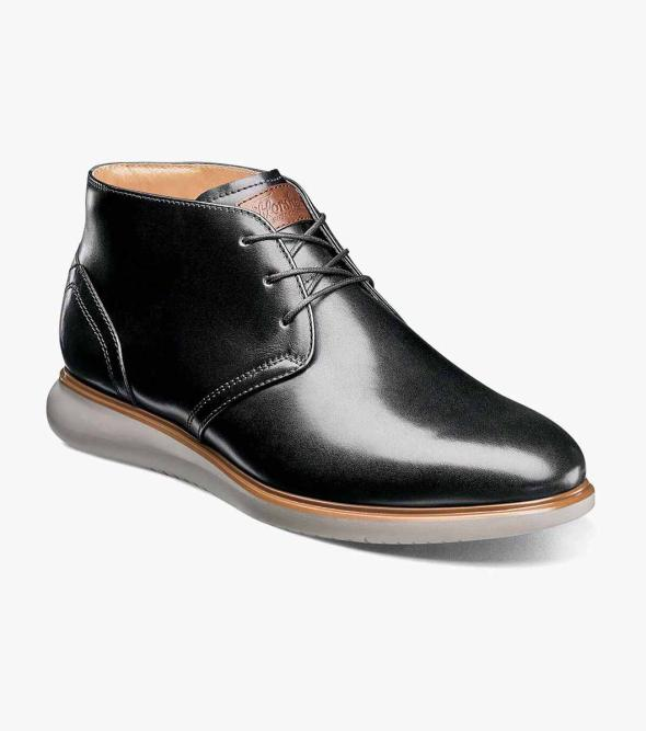 Fuel Plain Toe Chukka Boot