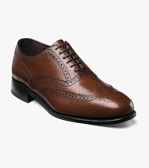 Lexington Wingtip Oxford