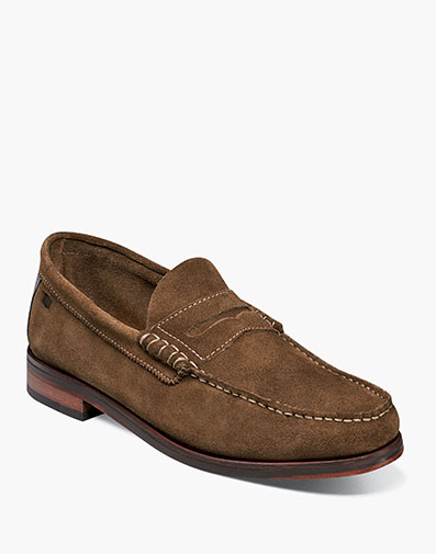 Heads Up Moc Toe Penny Loafer in Snuff for 111.90 dollars.